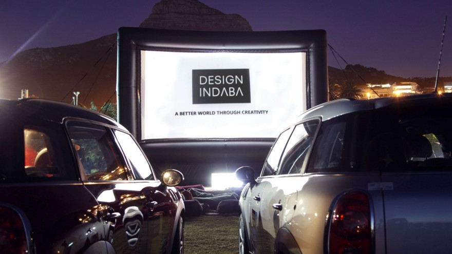 Design Indaba FilmFest 2014 Drive-In at Maiden's Cove