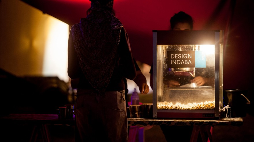 Design Indaba FilmFest alfresco cinema at The Castle of Good Hope