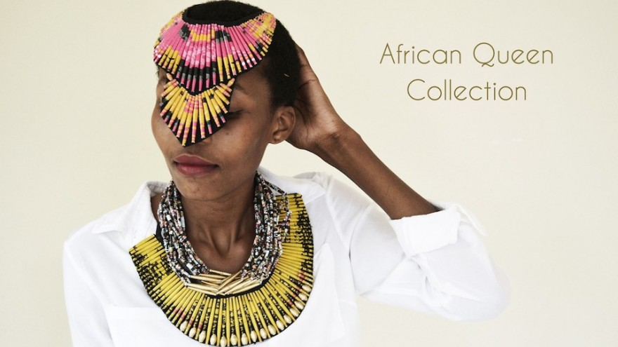 African Queen collection by Quazi Design.