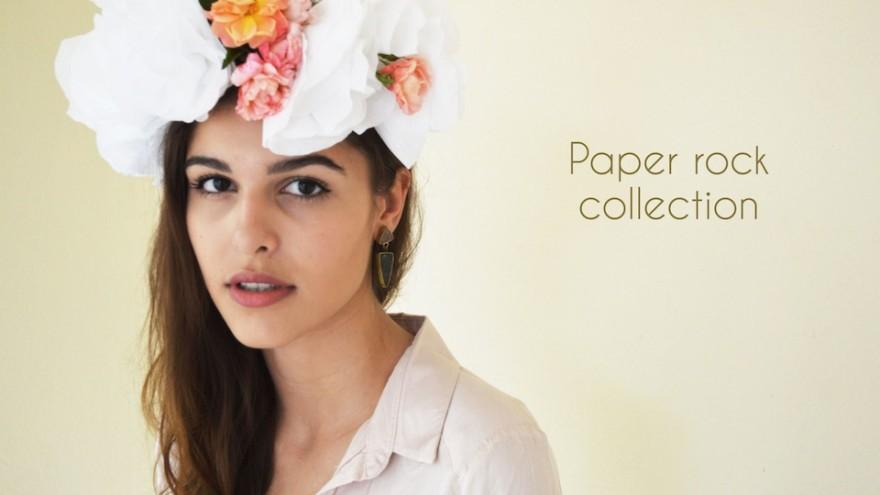 Paper Rock collection by Quazi Design.