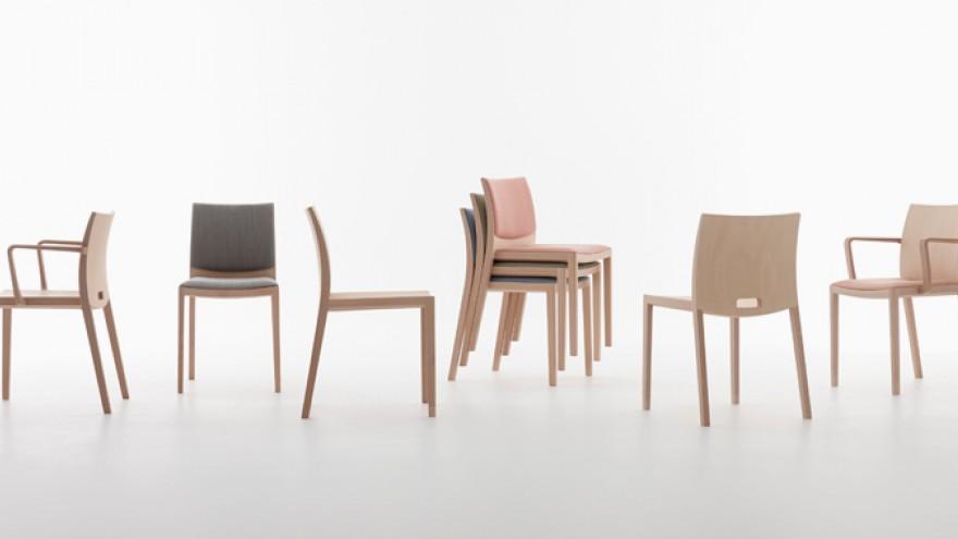 ON Chair By Jasper Morrison For Andreu World.