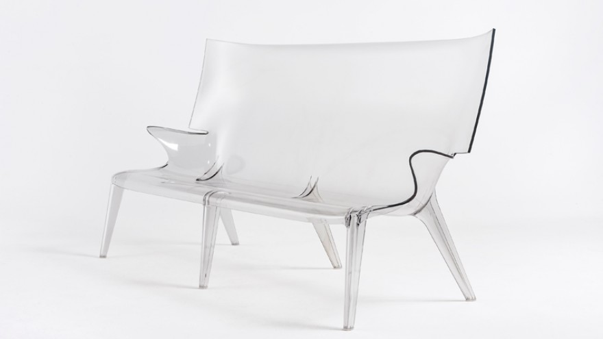 Uncle Jack sofa by Philippe Starck for Kartell.