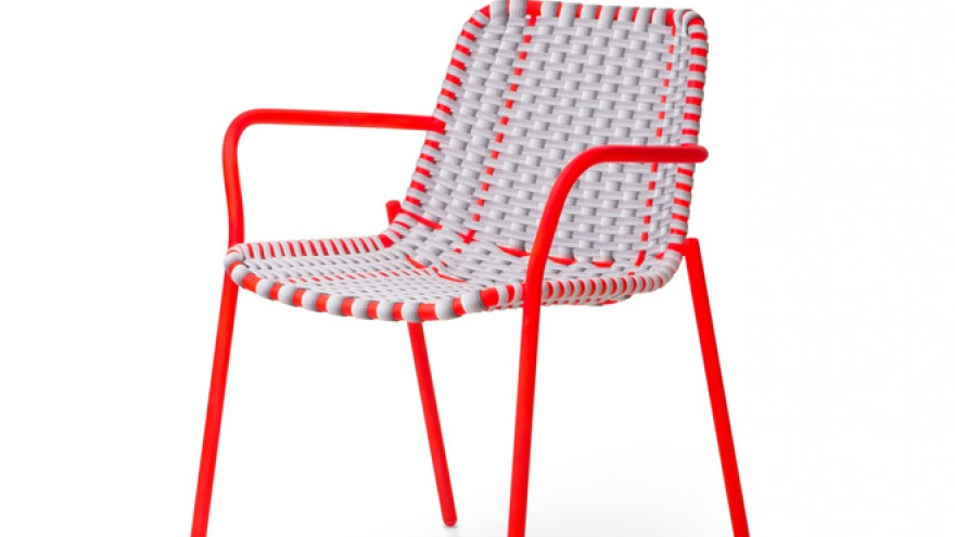 Strap Chair by Scholten & Baijings for Moustache.