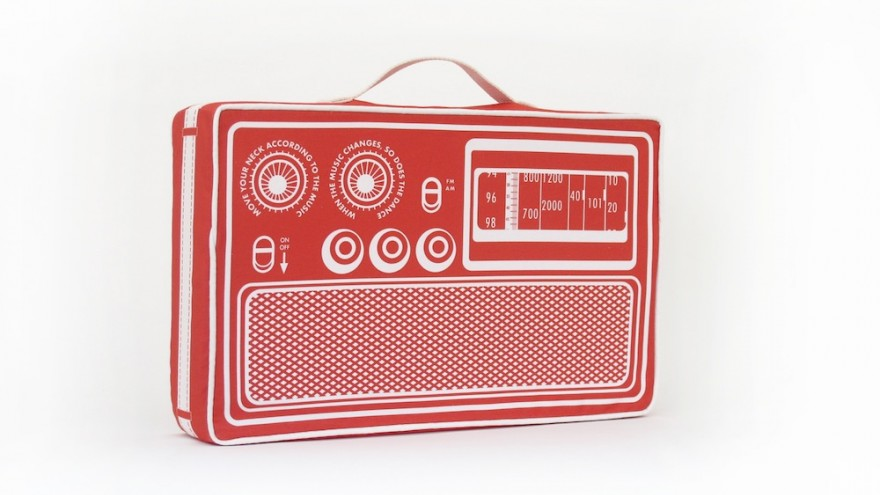 These radios cushion your rump during long tedious productions, take the edge off stadium seating, keep you comfy on long journeys, plus make your room sing when set on your sofa.