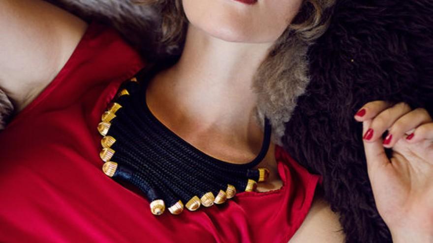 Pichulik's Autumn/Winter Collection 2014. Image: Danielle Klopper for Pichulik.