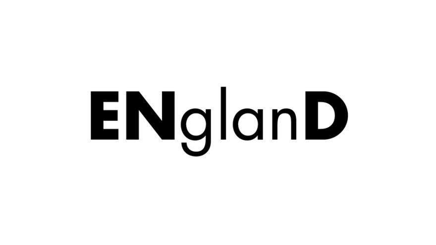 England Word Cup by Ji Lee.