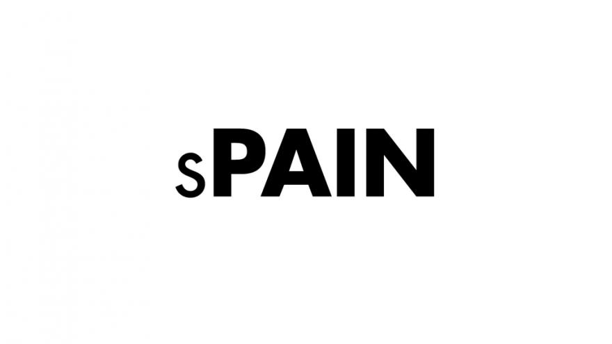 Spain Word Cup by Ji Lee.
