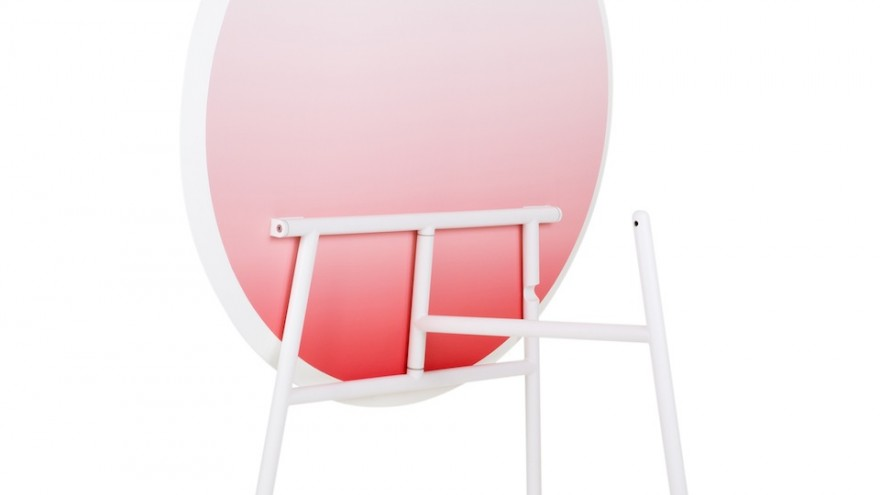 Over the Rainbow exhibition by Scholten & Baijings.
