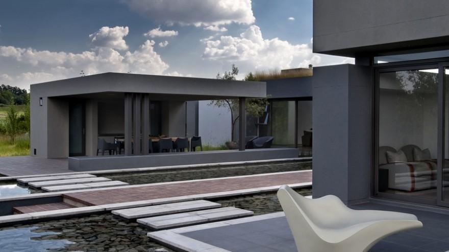 House Snyders, Blair Athol Estate, Johannesburg: W Design Architecture Studio CC.