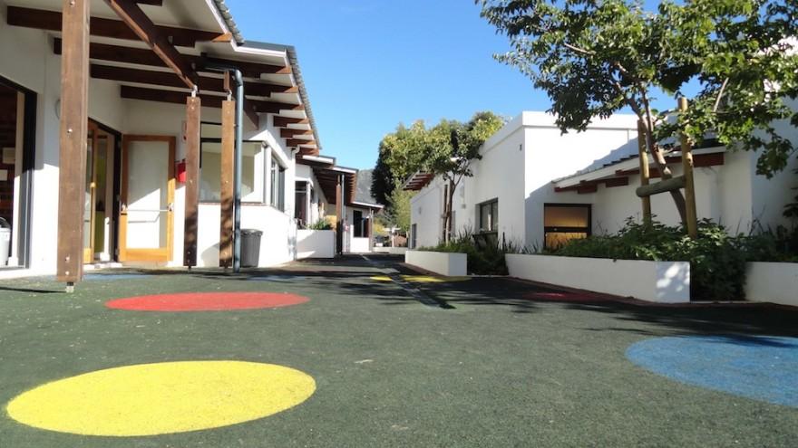 Springfield Convent School pre-school campus, Cape Town: CCNI Architects.