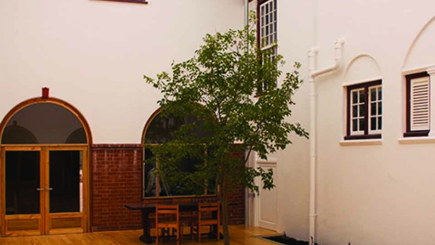 New additions to St Cyprian's Girls School, Cape Town: Noero Wolff Architects.