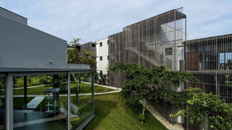 Dunkirk All Suites Hotel, KwaZulu-Natal: Designworkshop: SA, Architects.