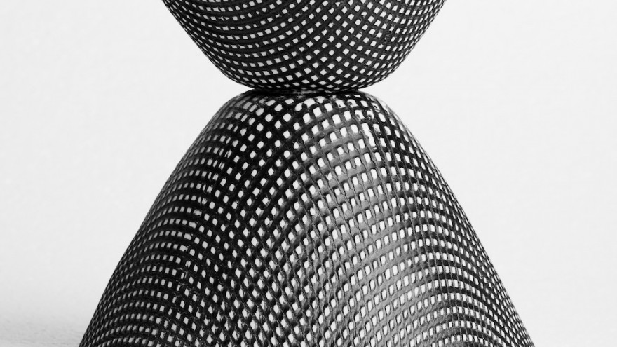 Thread Large vase. Image: Michael Currin.
