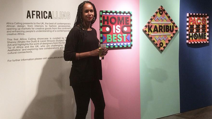Lakwena Maciver at Africa Calling.