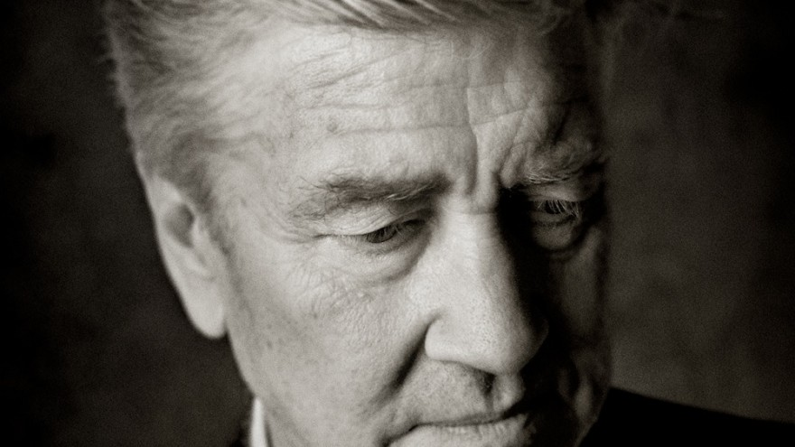 Portrait of David Lynch. Image: Mark Berry.
