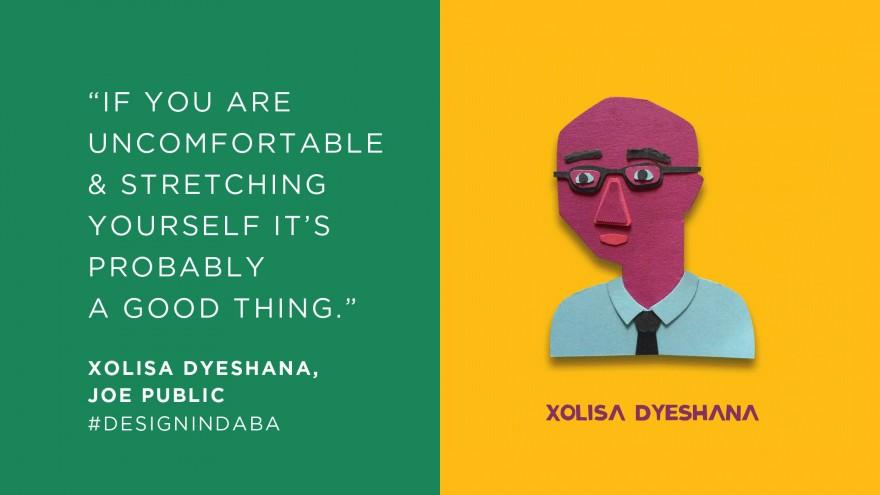 Xolisa Dyeshana, Joe Public