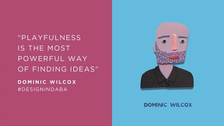 Dominic Wilcox