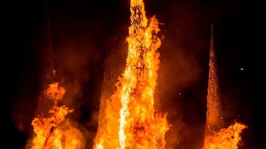 Subterrafuge burns.