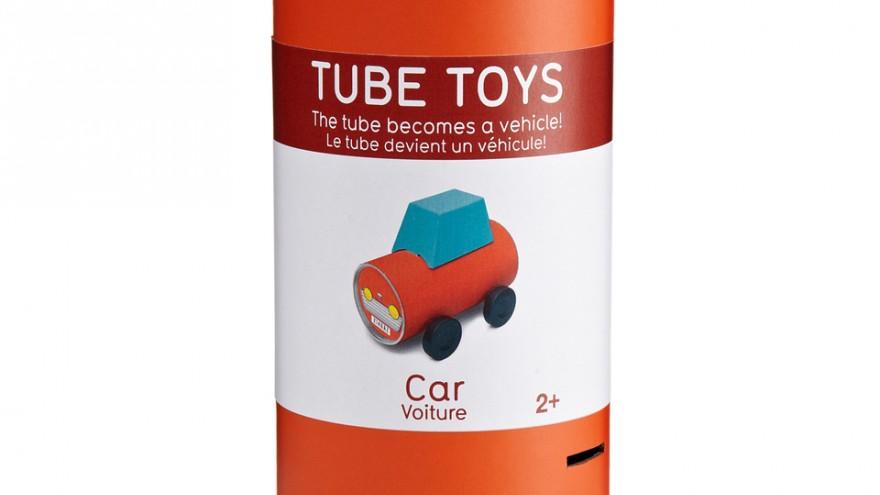 Tube Toys by Oscar Diaz.
