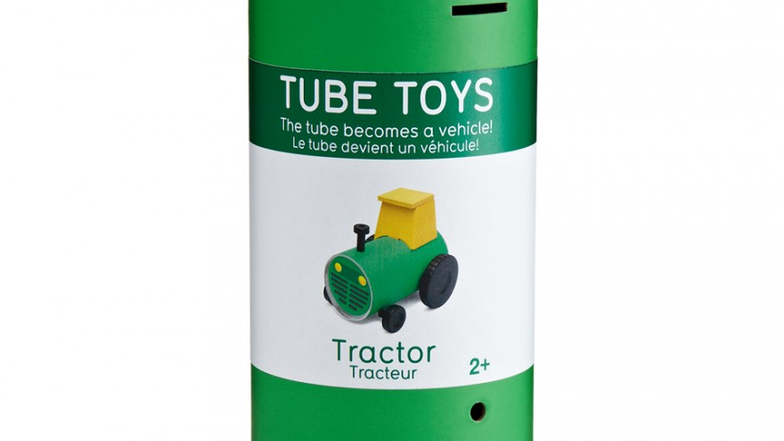 Tube Toys by Oscar Diaz.