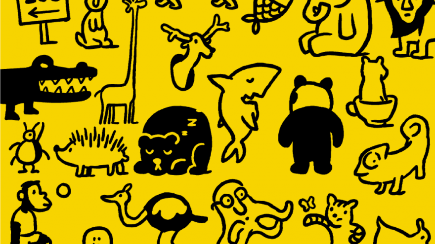 Petting Zoo by Christoph Niemann now on Android