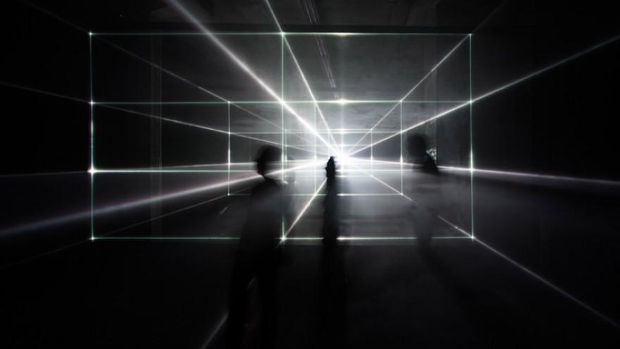 United Visual Artists. Vanishing Point.