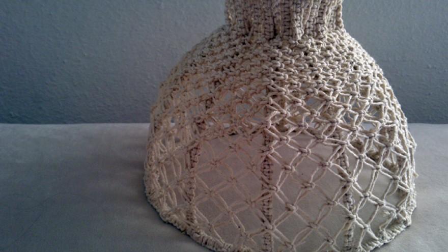 Lamp by Isabeau Joubert.