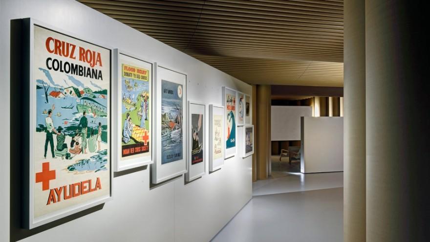 Red Cross Museum: The Humanitarian Adventure by Shigeru Ban, Francis Kéré and Gringo Cardia.