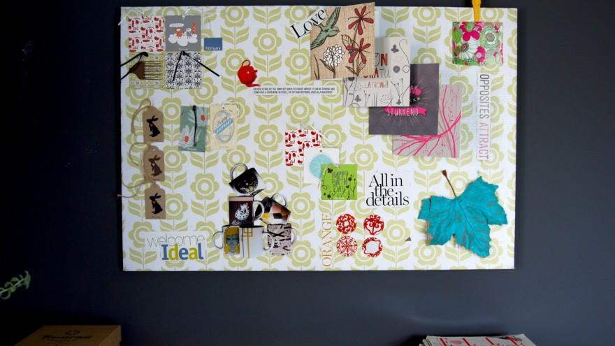 Stickyboard by Flowermill.