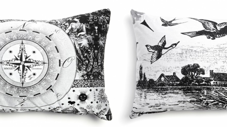 Heritage Cushions by Marcel Wanders.