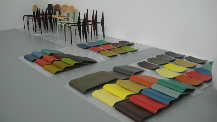 Prouvé Collection by Hella Jongerius.