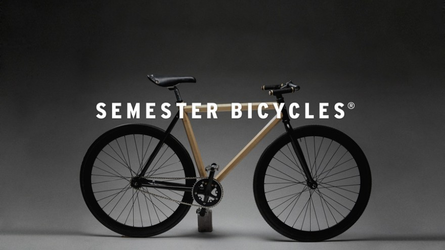 Semester Bicycle by MakeLab and HERObike.
