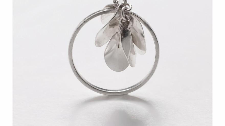 Leaf Ring by Ashley Heather.