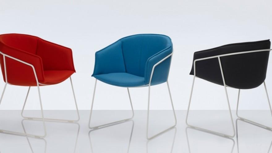 Hem Chair by PearsonLloyd.