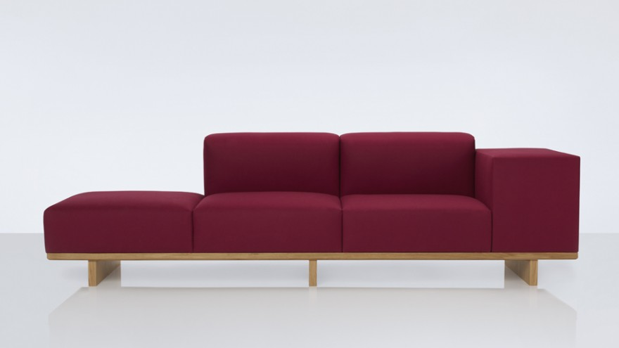 Furniture Showroom Front Elevation : Sofa by design clic milo baughman