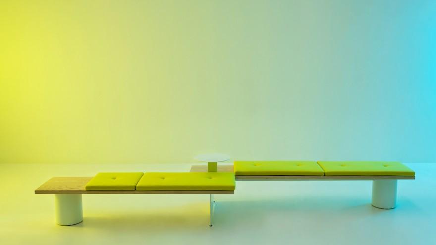 Galleria for Tacchini by PearsonLloyd.