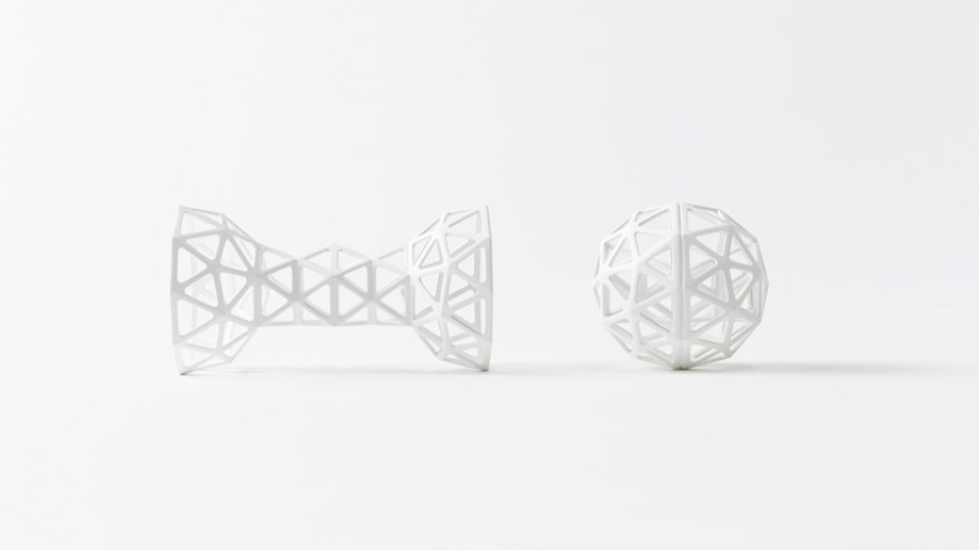 Heads or Tails by Nendo
