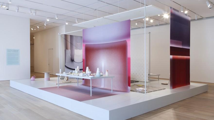 Colour Installation by Scholten & Baijings.