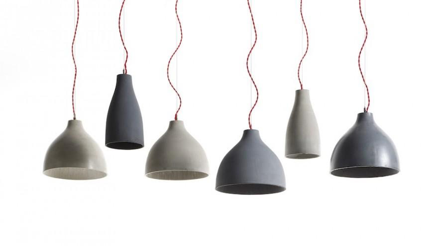 in concrete lighting. Perfect Lighting Heavy Light By Benjamin Hubert In Concrete Lighting R