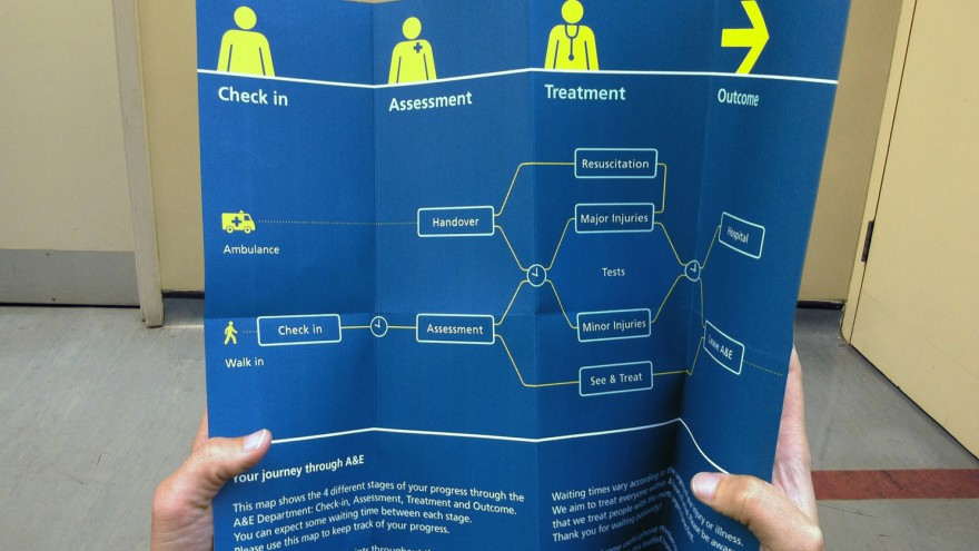 Reducing Aggression and Violence in A&E by PearsonLloyd.