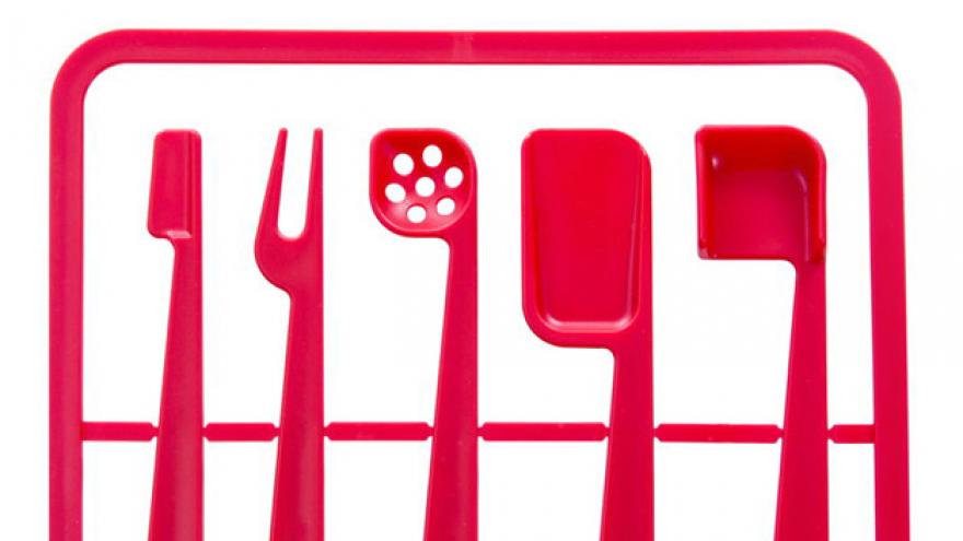 Special Spoons by Ineke Hans.