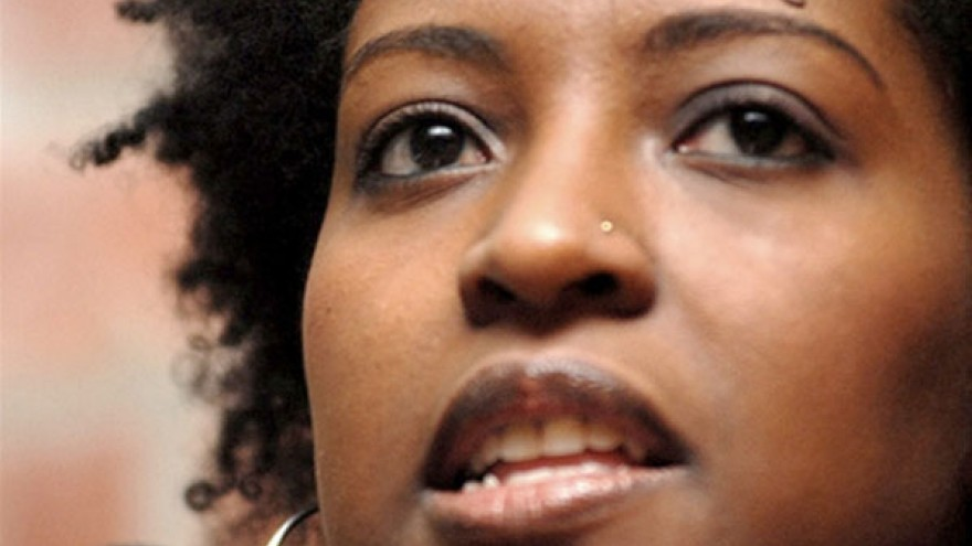 "Ushahidi co-founder Ory Okolloh, the Kenya-born, Harvard-trained lawyer and ""one of the most influential women in global technology"", according to Forbes."