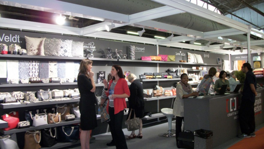 Exporting craft design indaba for New york international gift fair