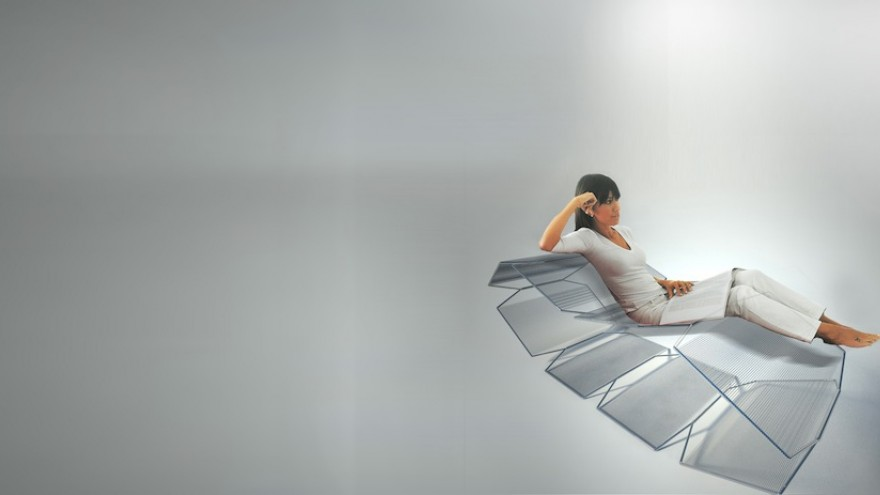 ChainSofa by Carlo Ratti Associati and Cassina. Image: MyBossWas.