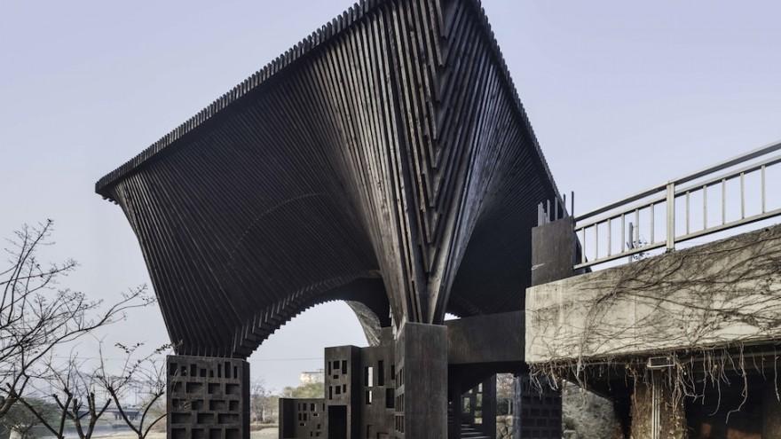 Gwangju River Reading Room by David Adjaye & Taiye Selasi.