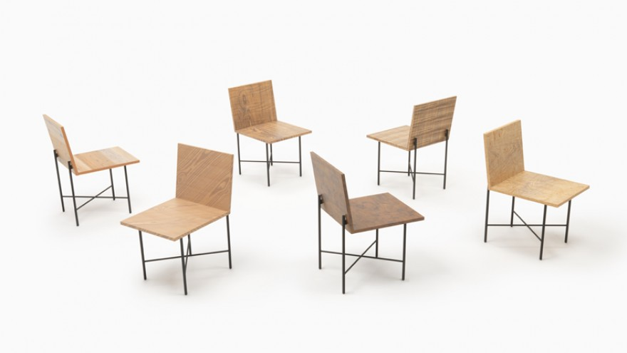 Print Chair by Nendo.