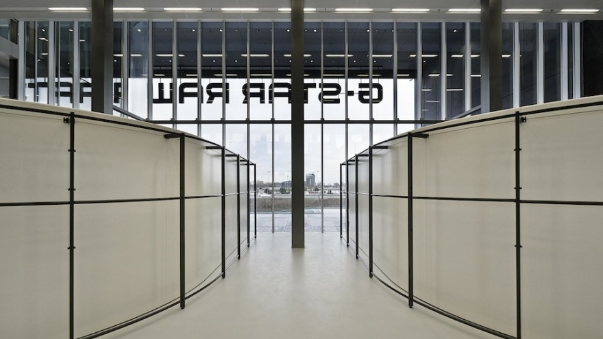 Rem Koolhaas's OMA redesigns the headquarters for G-Star RAW. Image: © G-Star RAW.