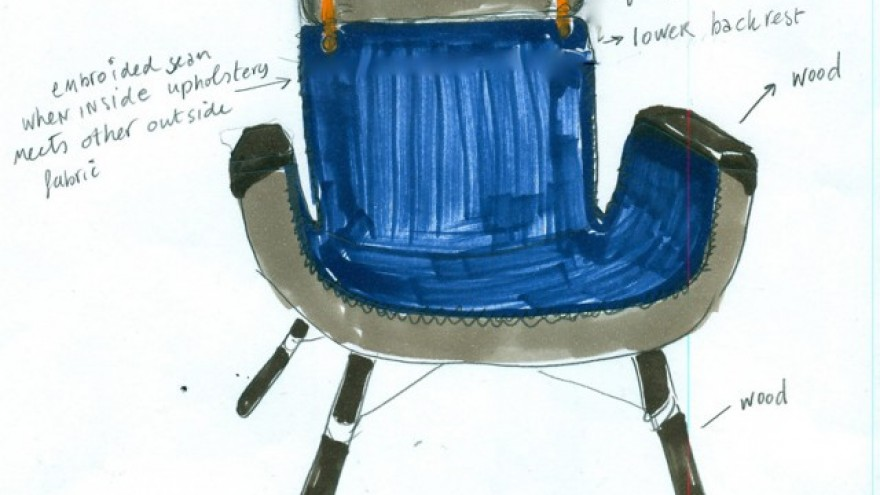East River Chair by Hella Jongerius.