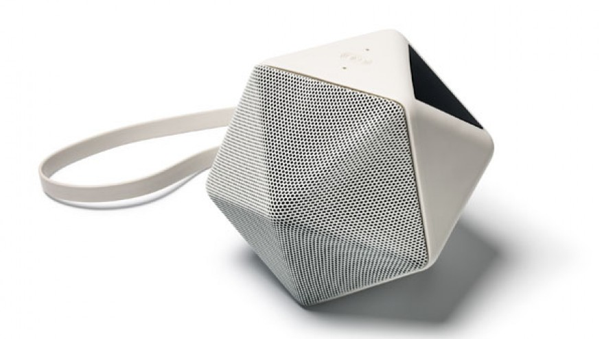 Boom Boom speaker by Mathieu Lehanneur.
