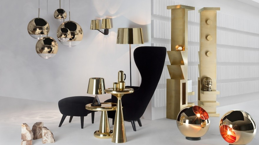 Club collection by Tom Dixon.